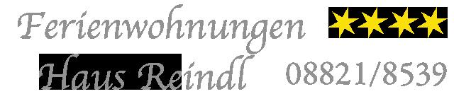 Haus Reindl | Ferienwohnungen in Grainau